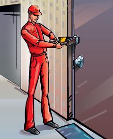 Служба вскрытия дверей